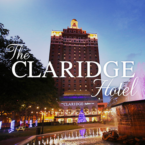 Claridge Hotel on Hover