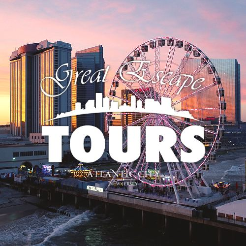 Great Escape Tours on Hover