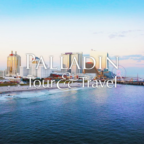 Paladin Tour & Travel on Hover