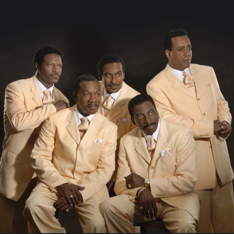 The Temptations Revue Featuring Nate Evans, Music Hall of Famer