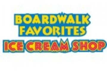 Boardwalk Favorites Ice Cream Shop